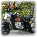 Harley Davidson w wersji mini