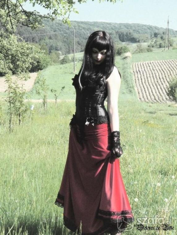 Mój styl gotyckoo