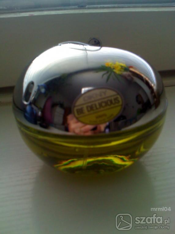 Perfumy oryginalne perfumy DKNY zielone jabłuszko