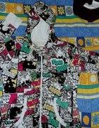 Bluza komiksowa jak HM