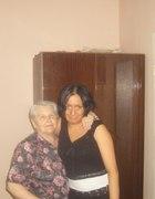 chodzi o mnie ale z babcią