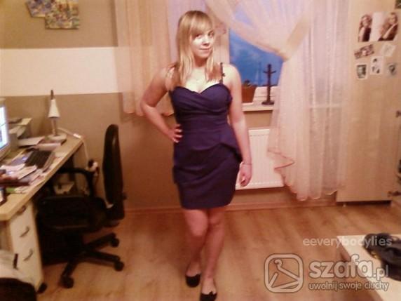 Na specjalne okazje Sukienka Tally Weijl