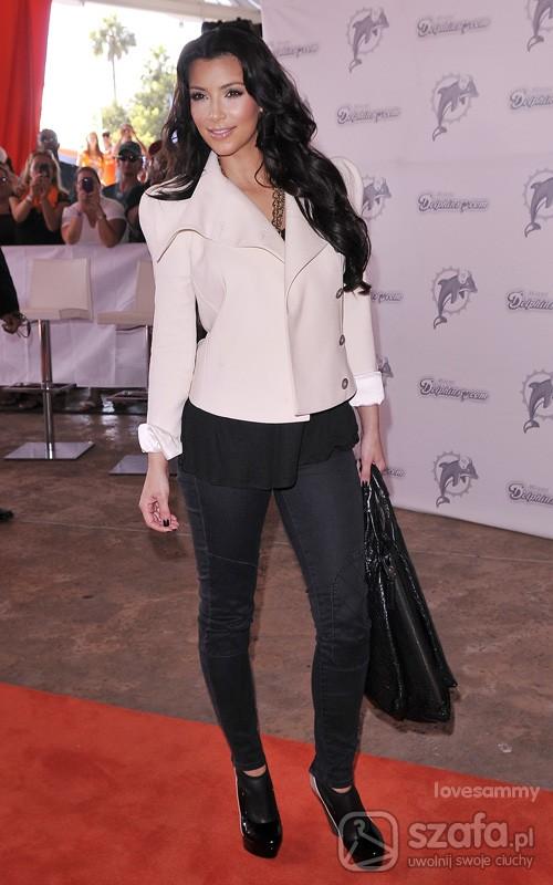 Eleganckie cudowna Kim
