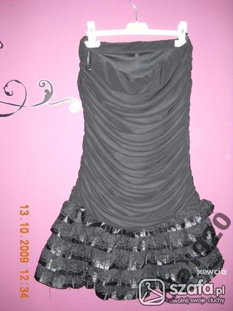 Suknie i sukienki mini sukienka na sylwestra