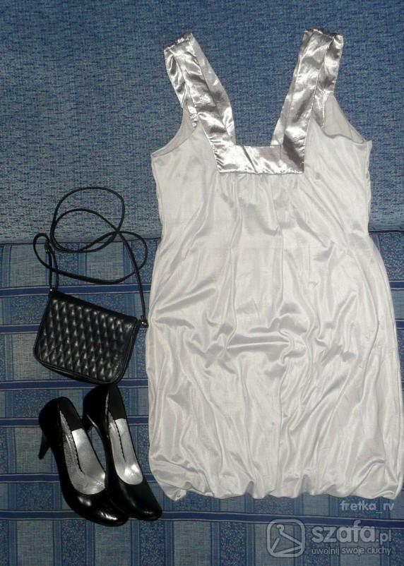 Imprezowe osiemnastkowa sukienka