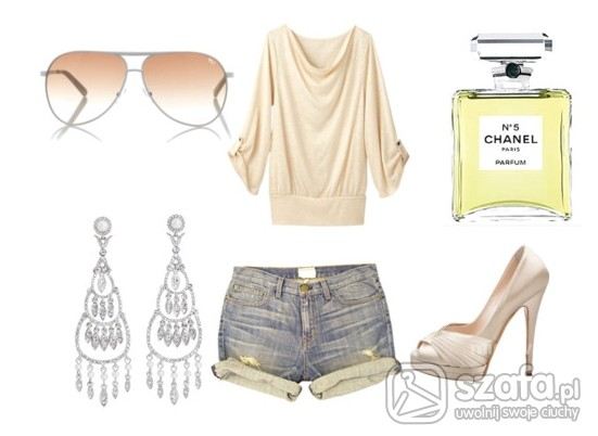 Eleganckie Chanel