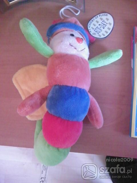 Zabawki maskotka motylek