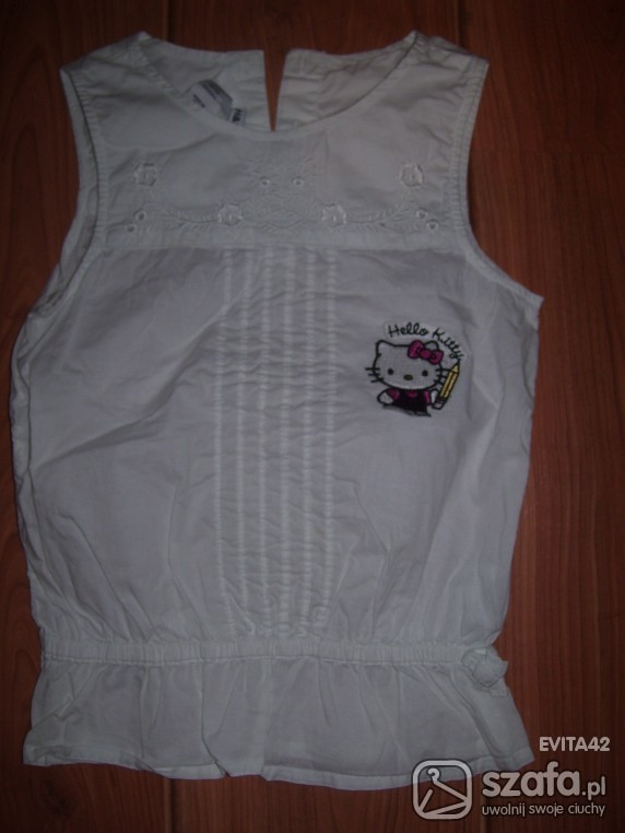 Koszulki, podkoszulki HM tunika rozm 128 cm