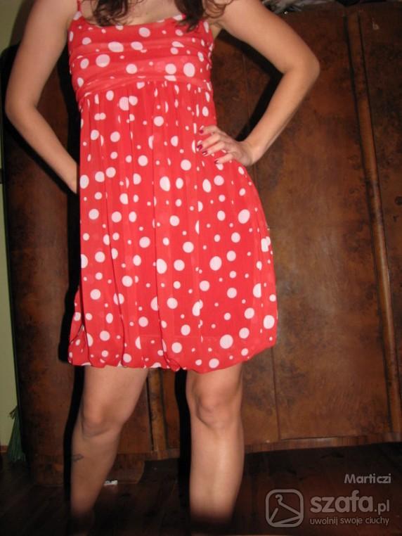 Romantyczne Cudowna sukienka