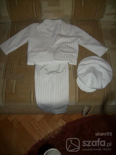 Eleganckie garniturek chłopięcy