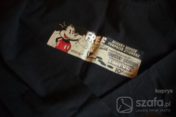 f89641acf23568 koszulka z długim rękawem MYSZKA MIKI HOUSE w Bluzki - Szafa.pl