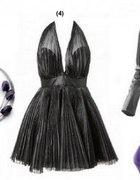 Sukienka kurtka i kilka dodatków