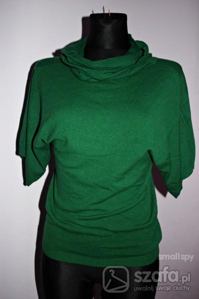 Swetry Sweterek zielony