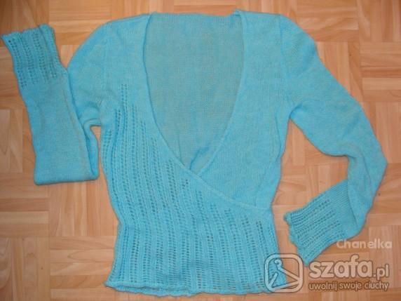 Swetry kaszmirowy sweterek jak atmosphere