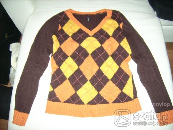 Swetry ROMBY Fishbone S