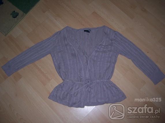 Swetry szara
