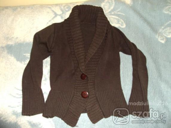 Swetry brązowy