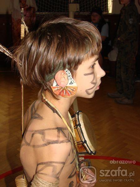 Imprezowe Wojownik plemienny