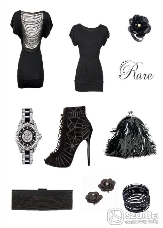 Imprezowe Black is Beautiful