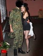 Halloweenowe przebranie Moulin Rouge girl