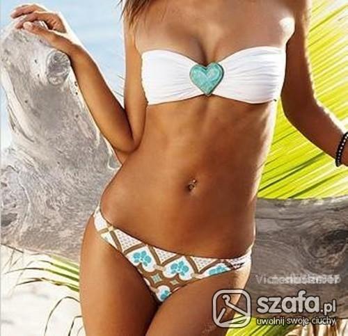 94ae8d116e90b7 piękny strój kąpielowy Victorias secret w Stroje kąpielowe - Szafa.pl