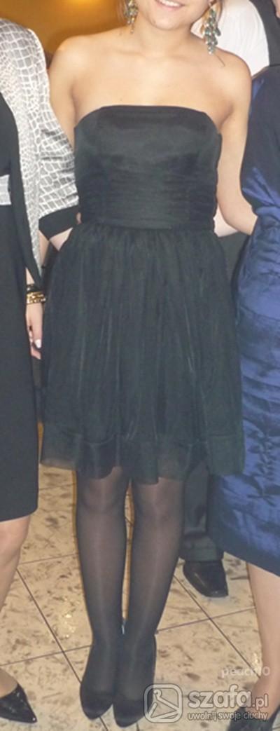 Imprezowe sukienka z hm