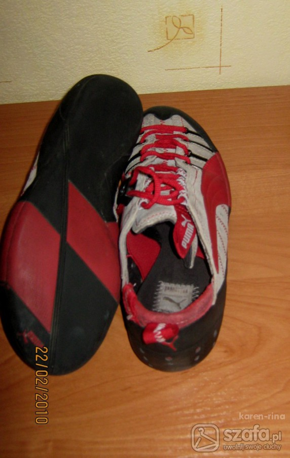 PUMA Klim buty sportowe w Sportowe Szafa.pl