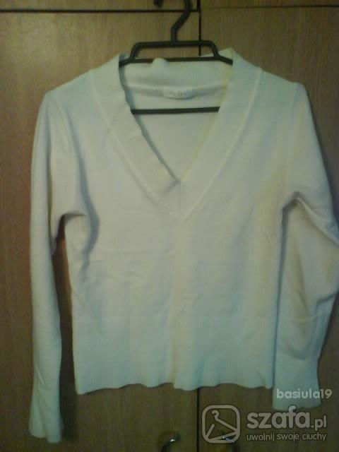 Swetry biały
