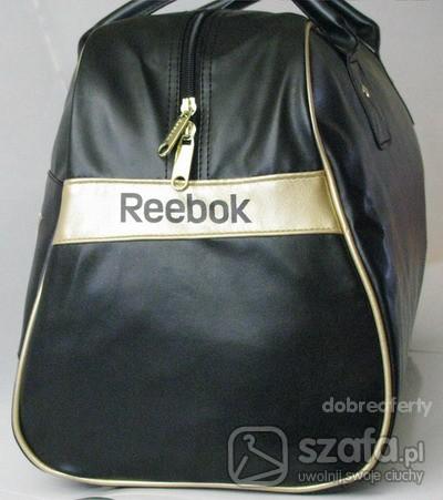 f6b31938478c5 REEBOK torba eko skóra MEGA OLDSCHOOL fitness w Plecaki - Szafa.pl