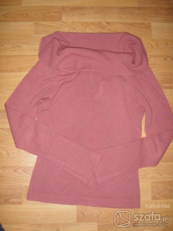 Swetry Ciemno różowy sweterek