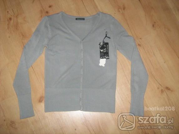 Swetry Nowy siwy sweterek