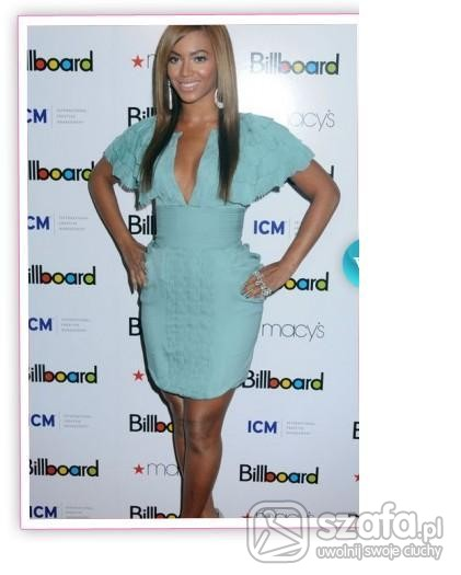 Na specjalne okazje Beyonce