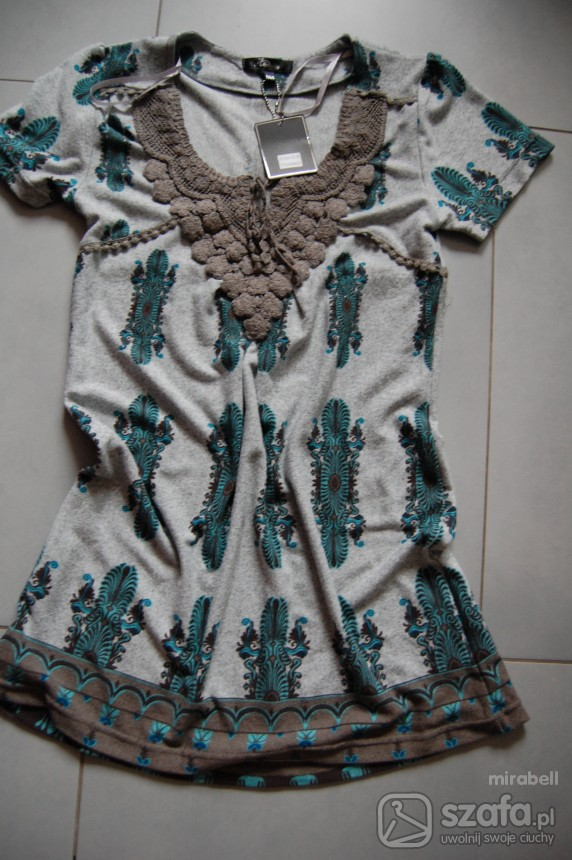 sukienko tunika