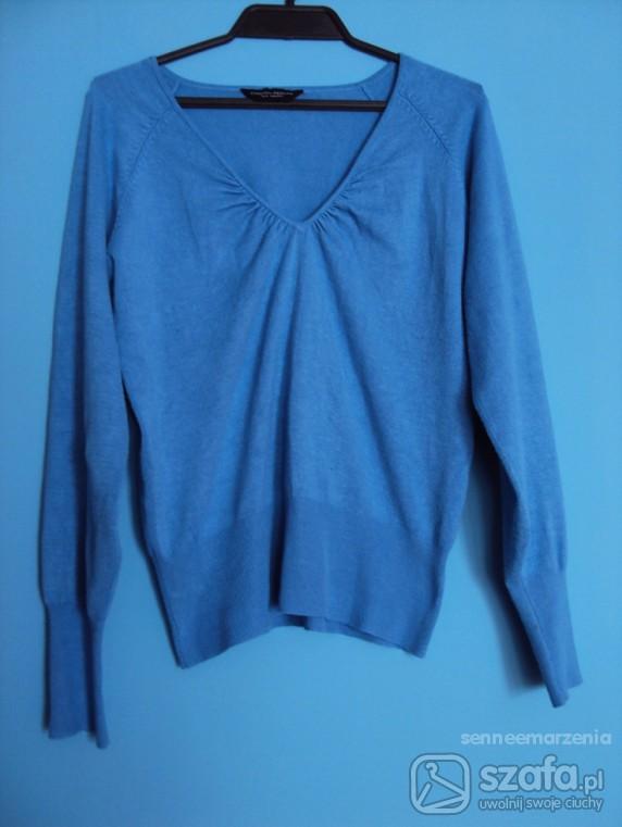 Swetry Niebieski