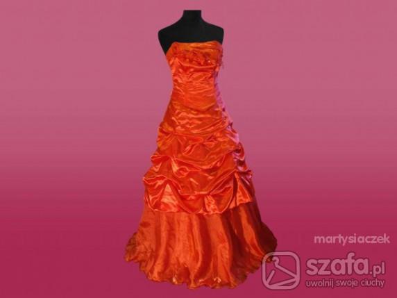 Na specjalne okazje Suknia balowa