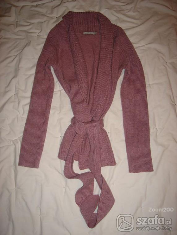 Swetry Długi sweter do zawiązywania