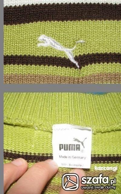 Swetry Sweterek Puma M