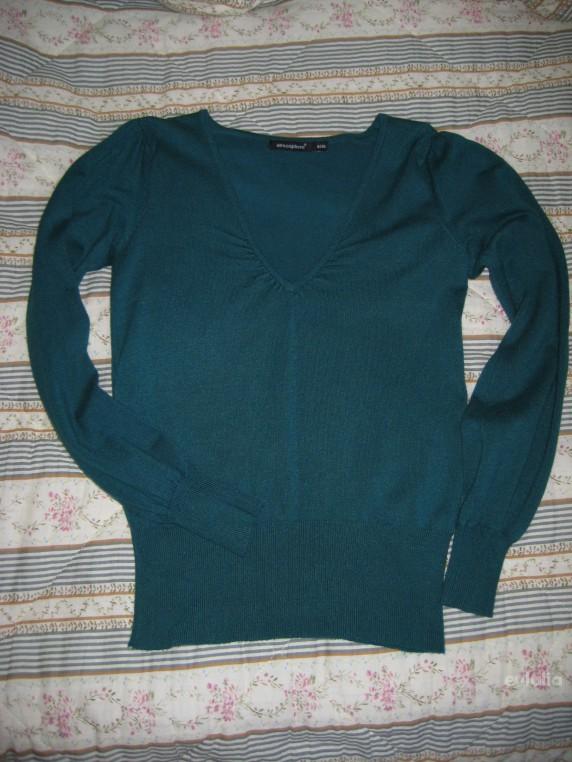 Swetry Atmosphere śliczny z bufkami S