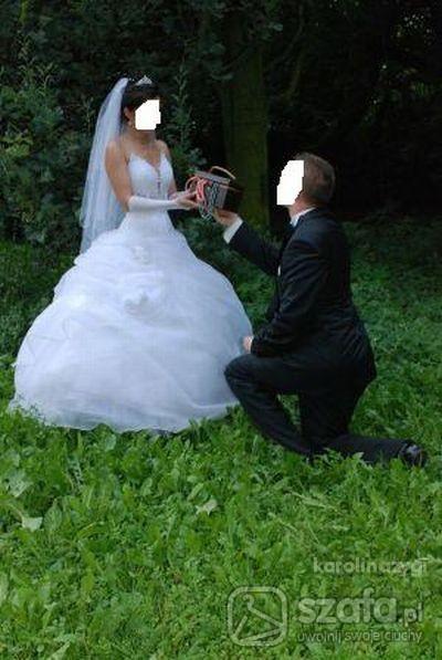 Na specjalne okazje Suknia ślubna agora model 29 12