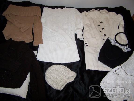 Swetry moje na zimniejsze dni