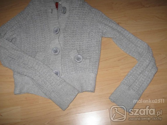Swetry Super krótki sweter