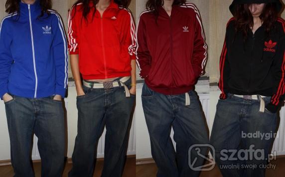 Mój styl Adidas rullezzzzzz