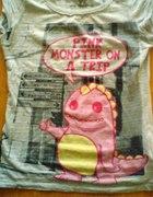 Bluzka Monster