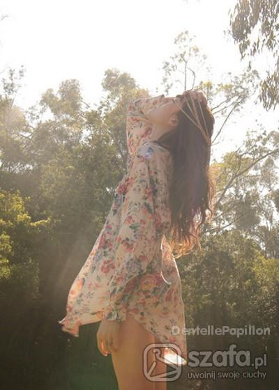 Romantyczne Les rayons du soleil