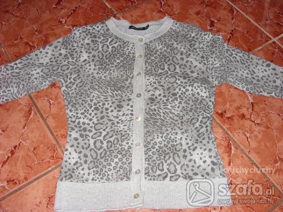 Swetry SWETEREK PANTERKA ATMOSPHERE SZARY 36