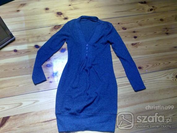 Swetry Tunika sweter