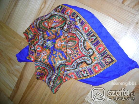 Chusty i apaszki chusta zywe kolory
