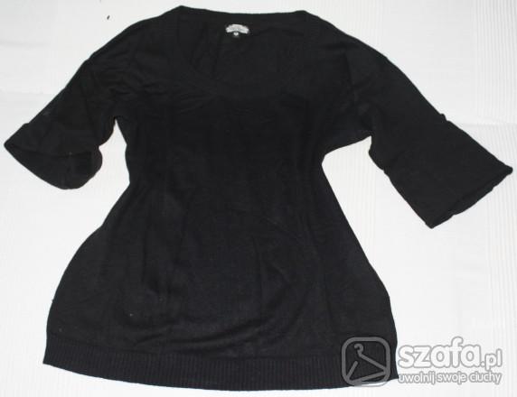 Swetry Bik Bok rozm L czarny rękaw trzy czwarte
