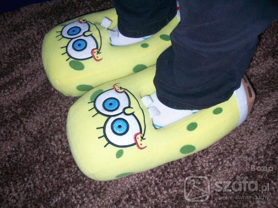 Ciapki Spongebob