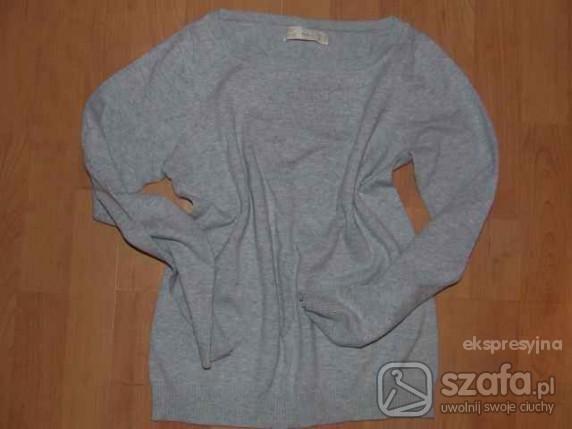 Swetry Szary Zara